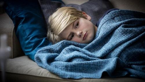 Jacob Lundqvist spelar William.