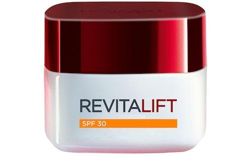 Recension av Revitalift day cream spf 30, 50 ml, L'Oréal Paris.