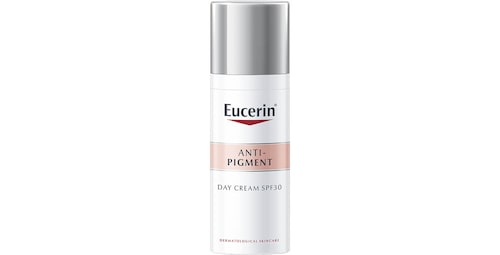 Recension på Anti-pigment day cream spf 30från Eucerin.