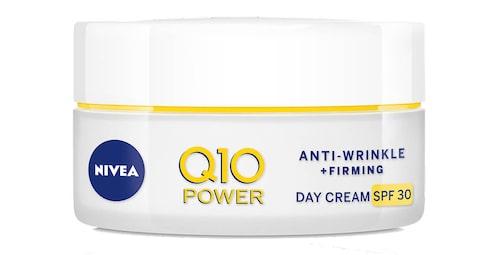 Recension på Nivea Q10 plus extra protection day cream spf 30.