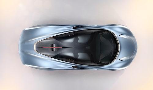 McLaren har haft flera olika partners vid utvecklandet av Speedtail, bland annat Semcon i Göteborg.