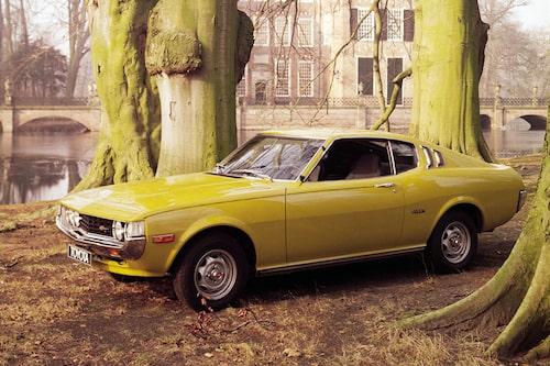 Toyota Celica 1971