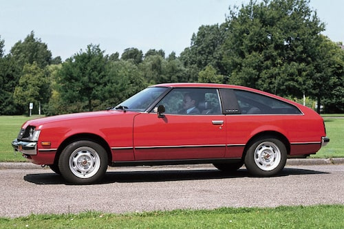 Toyota Celica 1977