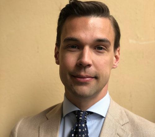 Felix Ekman, jurist på Allmänna reklamationsnämnden (ARN) och specialiserad på bilfrågor.