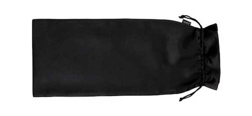 Sinful satin toy bag.