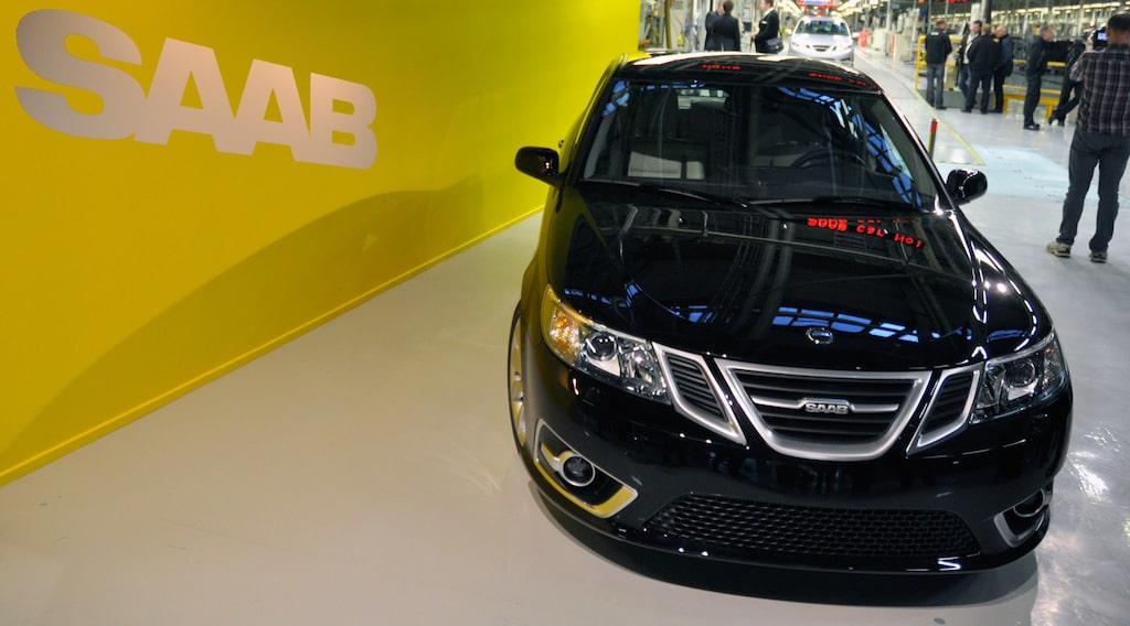 Saab 9-3 Aero Sedan 2014