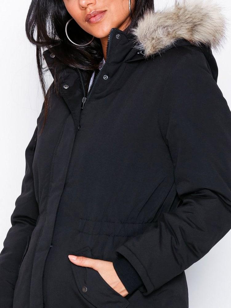 vinterjacka för gravida