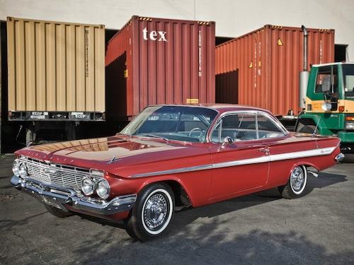 Chevrolet Impala SS 1961