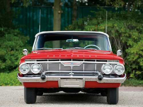 Chevrolet Impala SS Convertible 1961