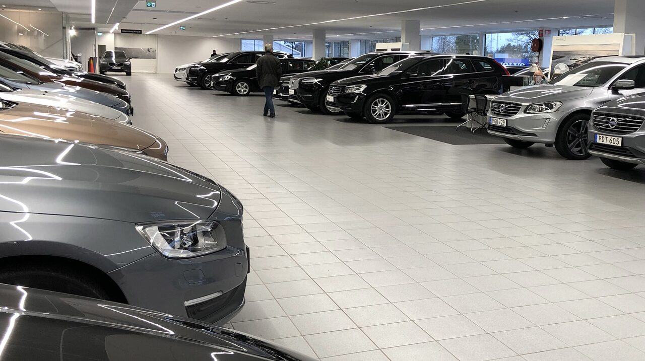 köp bil på nätet