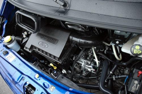 2,0 TDCi-motornär start och snål.