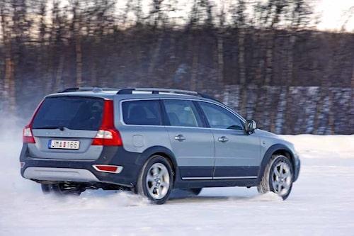 Volvos fyrhjulsdrivningssystem AWD kommer från svenska Haldex, liksom Saabs XWD.