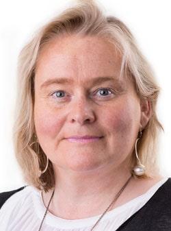 Ingibjörg Jonsdottir, professor.