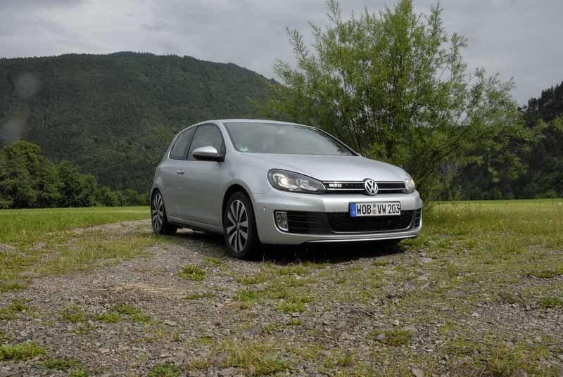 Provkörning av Volkswagen Golf GTD