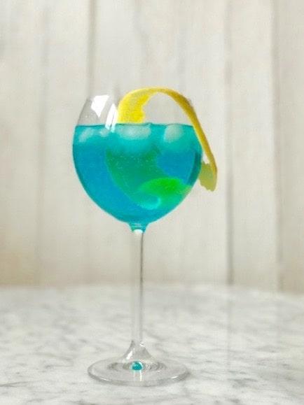 Blue Spritzer