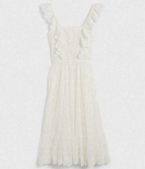 Volangklänning från Kappahl. Klicka på bilden och kom direkt till klänningen.