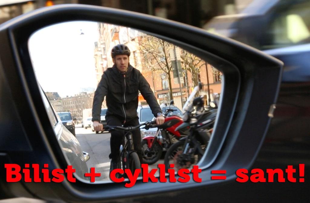 I en serie reportage och filmer lär Frodin och Kessiakoff ut säkert trafikbeteenden för alla i trafiken.