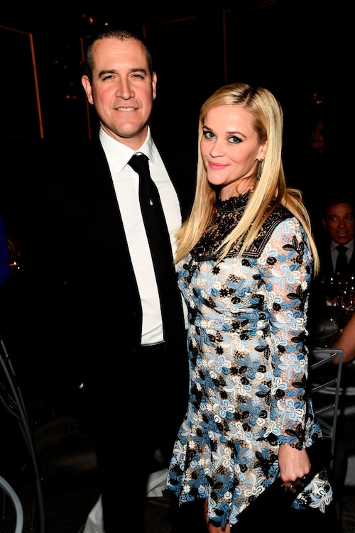 Jim Toth och Reese Witherspoon gifte sig år 2011.