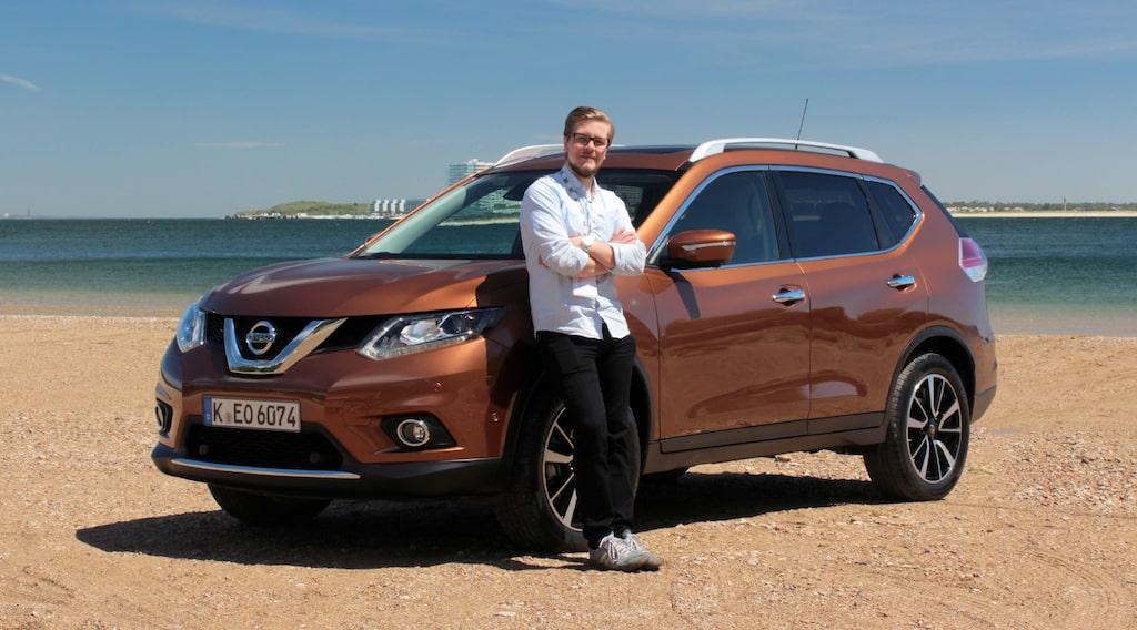 Nya Nissan X-Trail 2015