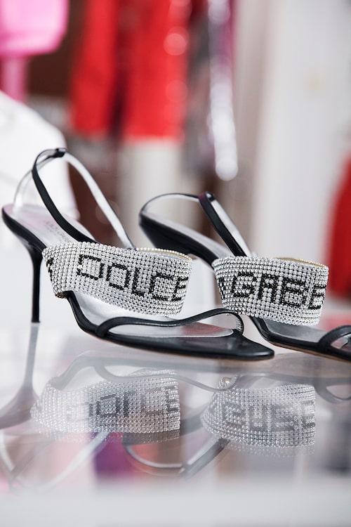 """Skor från Dolce & Gabbana."""