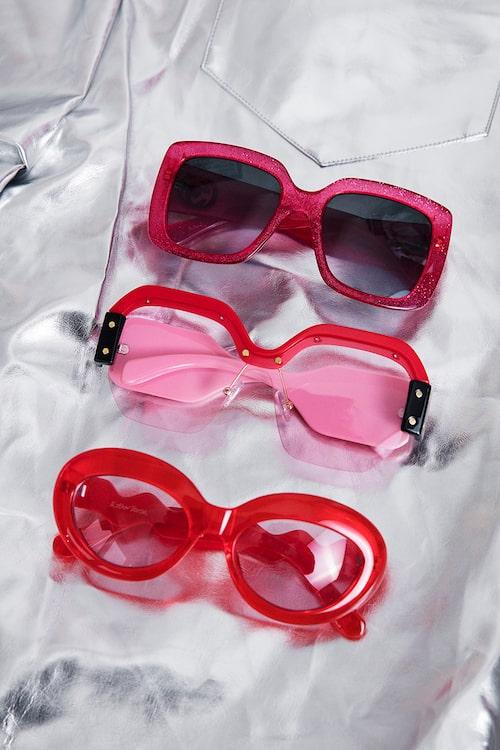 """""""Solglasögon från Gucci, Miu Miu och & Other Stories."""""""
