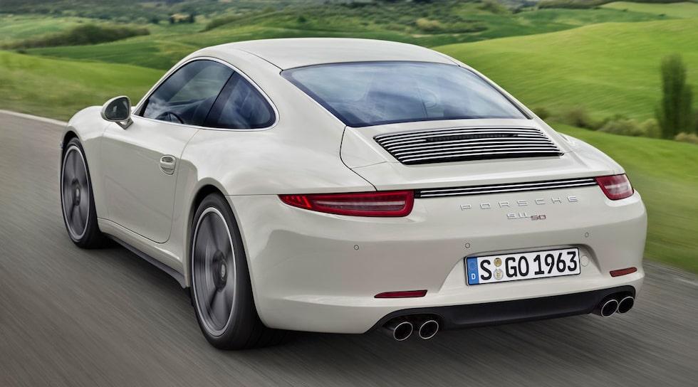 Porsche 911 50