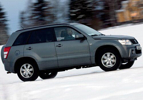 Provkörning av Suzuki Grand Vitara 2,0 Komfort
