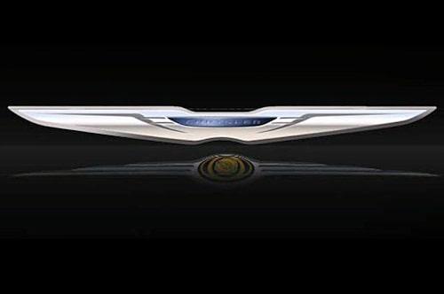 Chryslers nya logotyp