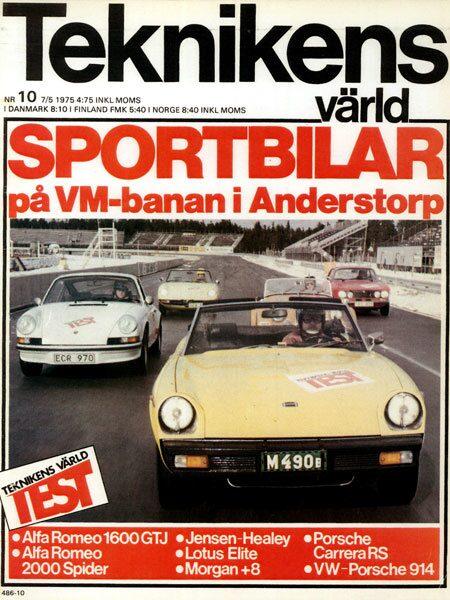 Teknikens Värld nummer 10 / 1975