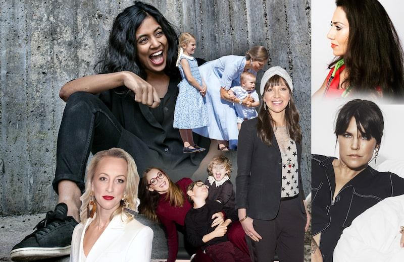 Vi har utsett Sveriges mäktigaste mamas 2018