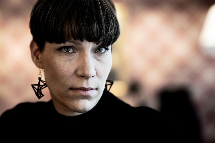 Darja Isaksson.