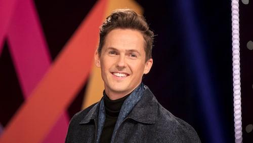 David Lindgren är programledare för Melodifestivalen 2018
