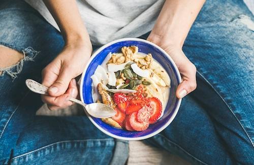 Gravid med koll – vet du i vilka livsmedel du hittar vitamin B12 och folat (folsyra)?