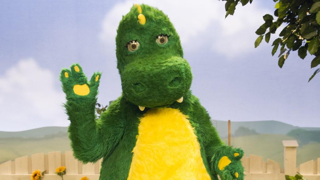 Sökes: En ny person som kan iklä sig rollen som barnens favorit: Draken i Bolibompa!