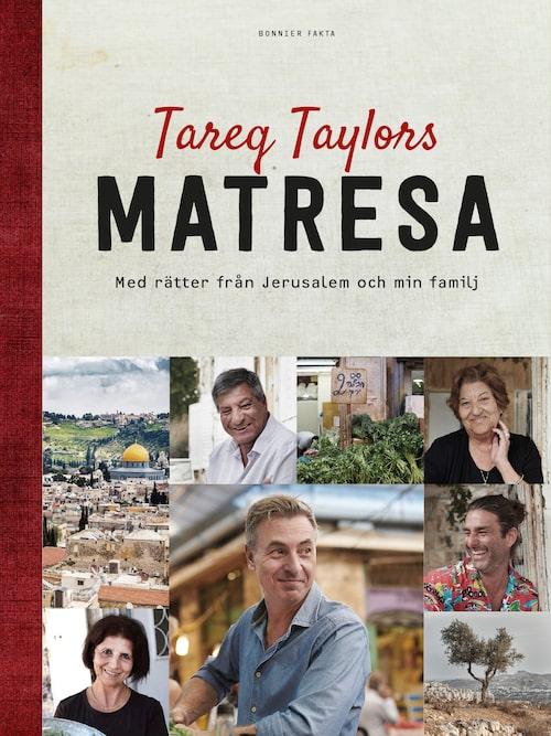 "I ""Tareq Taylors matresa"" har Tareq samlat traditionella recept som hans familj lagar."