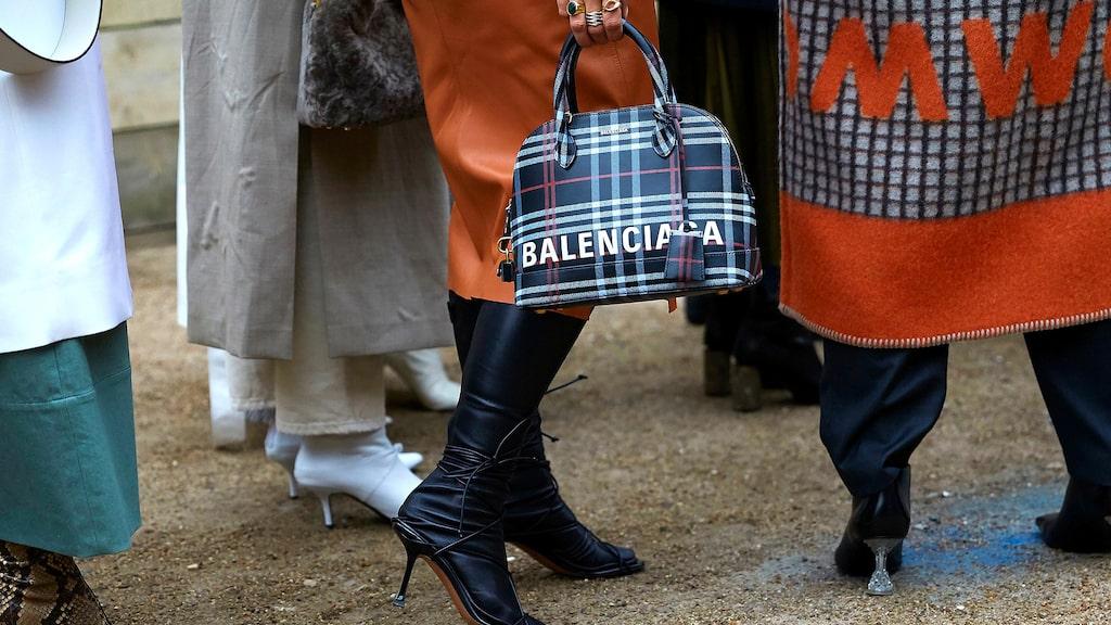 Balenciaga öppnar butik i Stockholm.