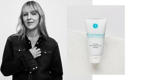Exuviance Ultra Restorative Creme är chefredaktör Jonna Berghs hudfavorit vintertid. Klicka på bilden och kom direkt till krämen.