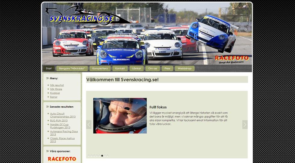 Svenskracing.se