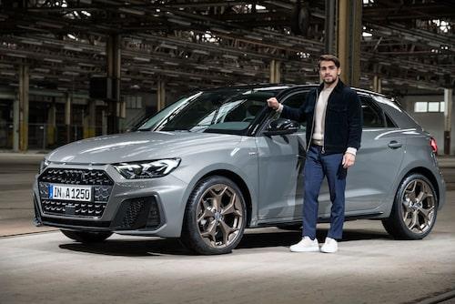 Sebastian Fröberg har kikat på nya Audi A1 Sportback. Hur den upplevs läser du om i kommande nummer av Teknikens Värld.