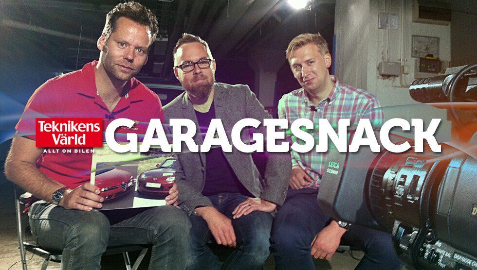 Garagesnack 3/2012