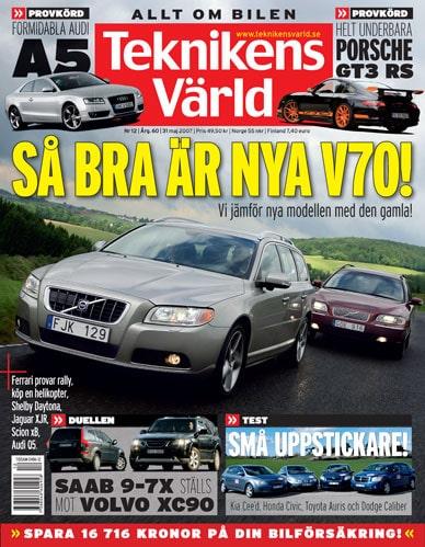 Teknikens Värld nummer 12 / 2007