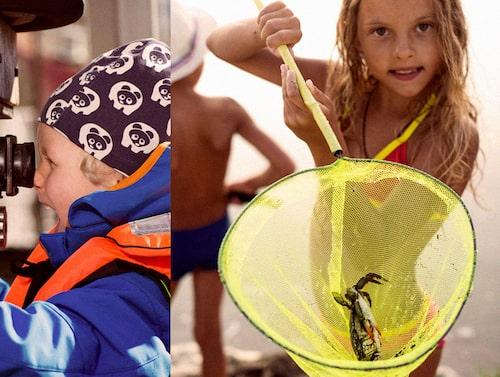Besök en riktig u-båt eller fiska krabba i Göteborg!