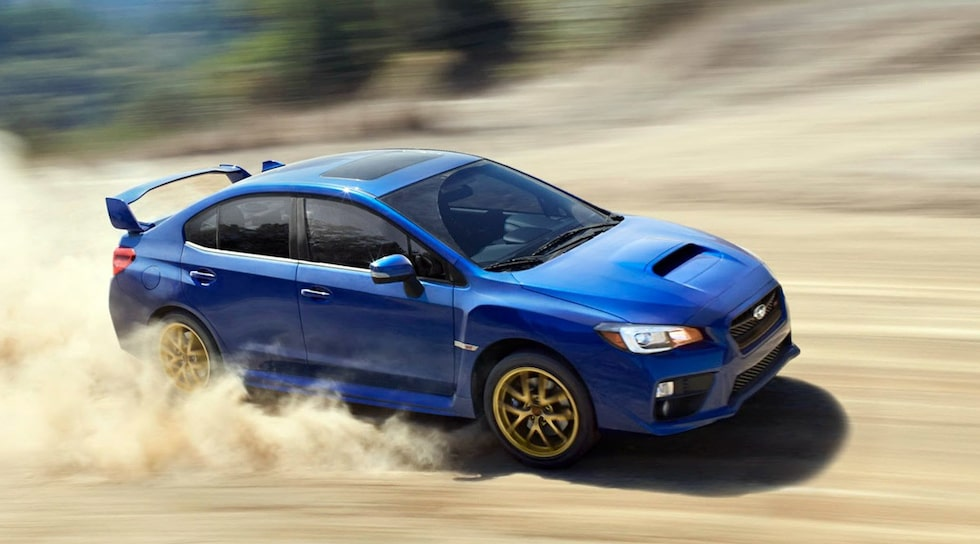 Nya Subaru WRX STI 2015