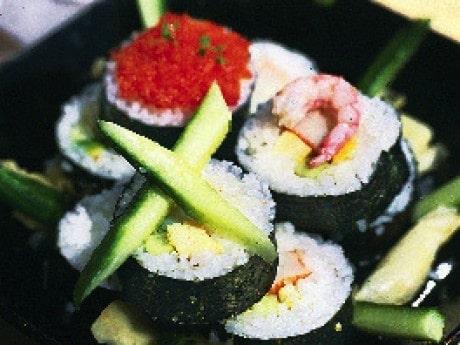 Sushi för nybörjare