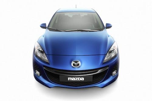 Mazda 3 facelift 2012