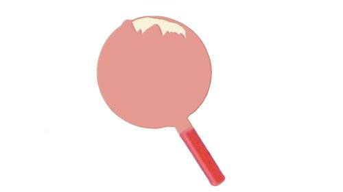Lolipop fick bara ett enda år på sig att försöka etablera sig hos de kräsna glasskonsumenterna, men se det gick inte alls, 1985 hade den ersatts av en annan godisglass, Bubbelpop.
