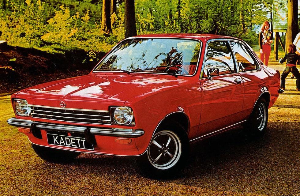 Opel Kadett C 1973