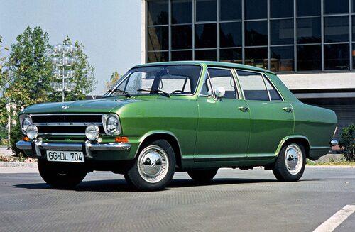 Opel Kadett B 1965