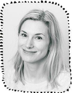 Maria Lalouni, psykolog, forskare och författare.