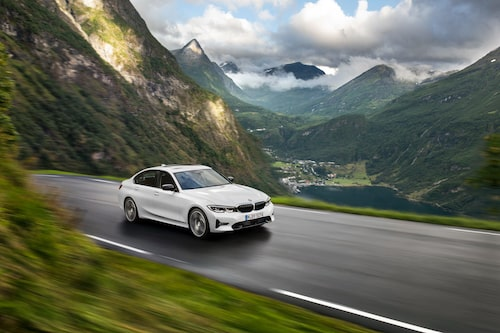 BMW 3-serie Sport Line 2019